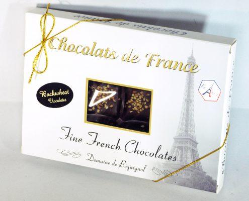Chocolats au Sarrasin